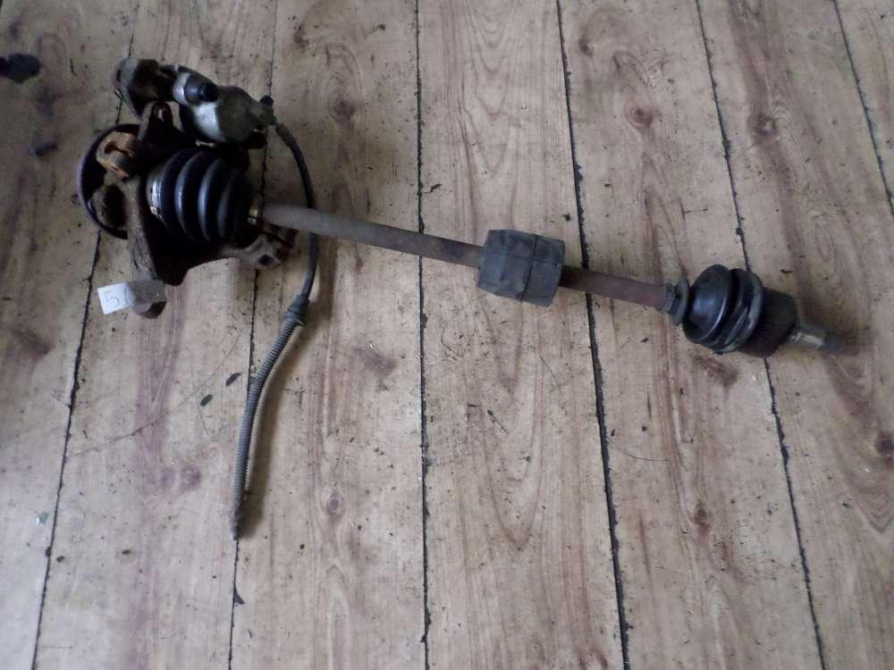 Ford KA Achsschenkel, Antriebswelle mit Bremssattel Vorne Rechts