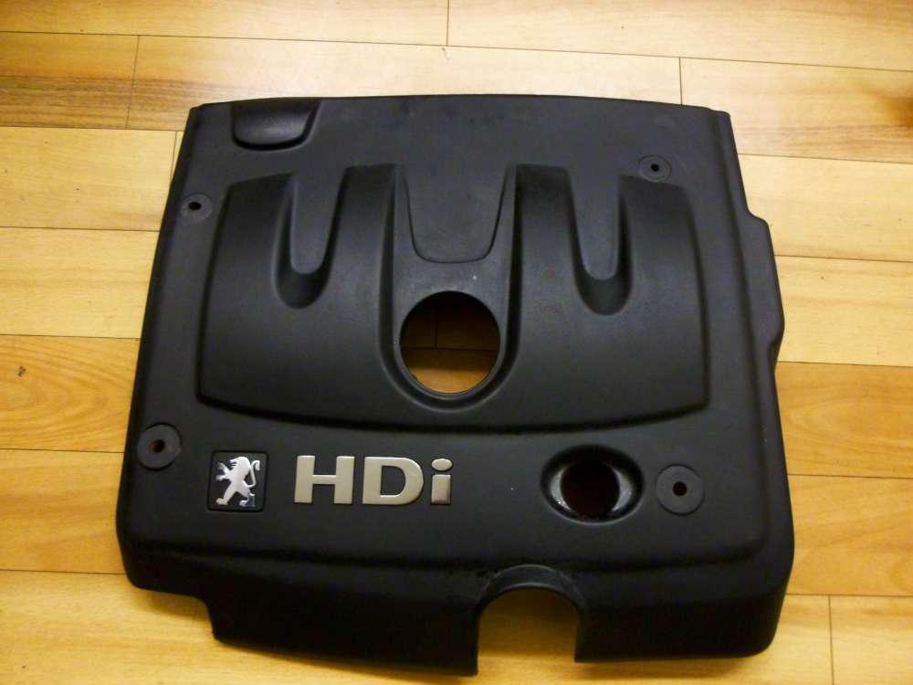 Motorabdeckung Abdeckung Motor Peugeot 307 BREAK  2.0 HDi 110 013739