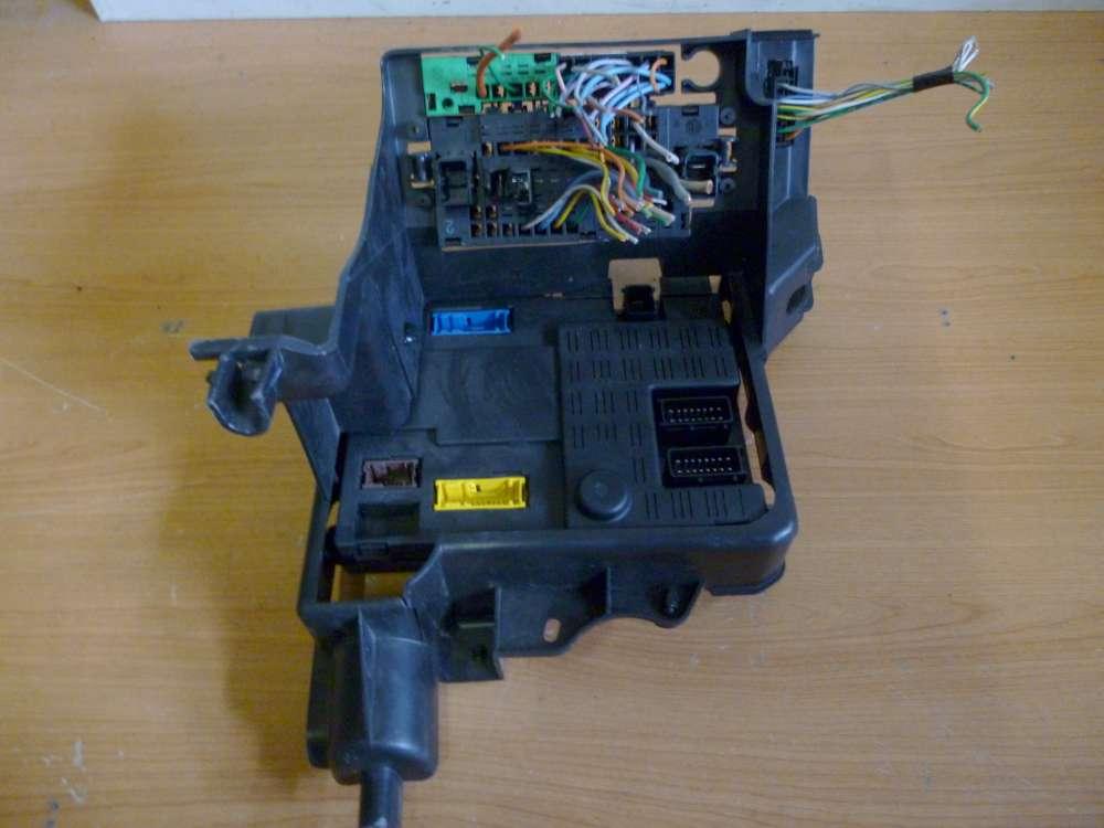 Citroen Xsara Picasso Steuergerät Modul mit Sicherungskasten 9642409480
