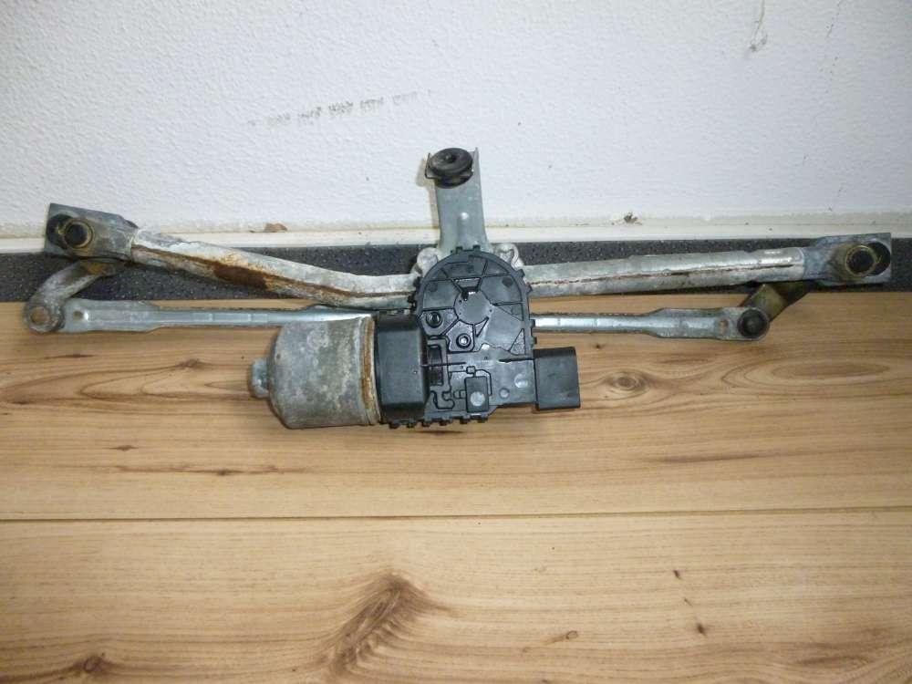Skoda Fabia Wischermotor + Wischergestänge 6Q1955119A 6Y1955023C