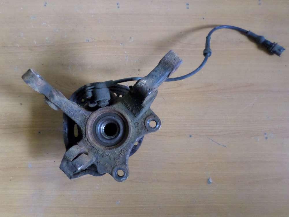 Opel Corsa C Achsschenkel Radnabe Vorne Links 9156140