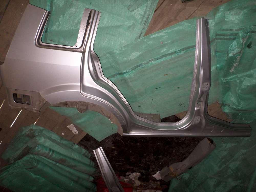 seitewand mit Türschweller Mit seule rechts Ford Fusion Typ:JU2 4 Türen, Bj.2004