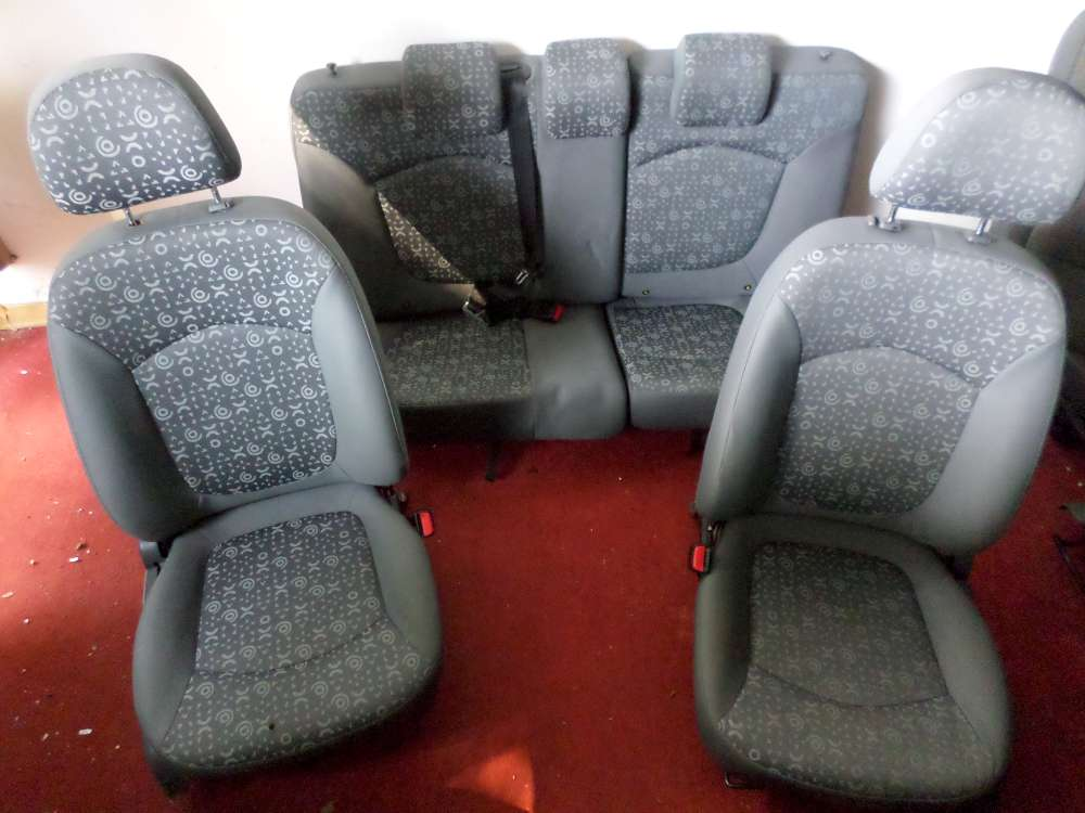 Chevrolet Matiz II Sitze Innenausstattung Komplett