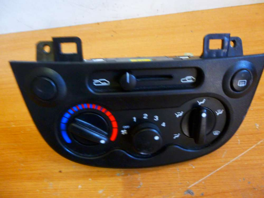 Chevrolet Matiz II Heizungsregler Bedienteil Schalter
