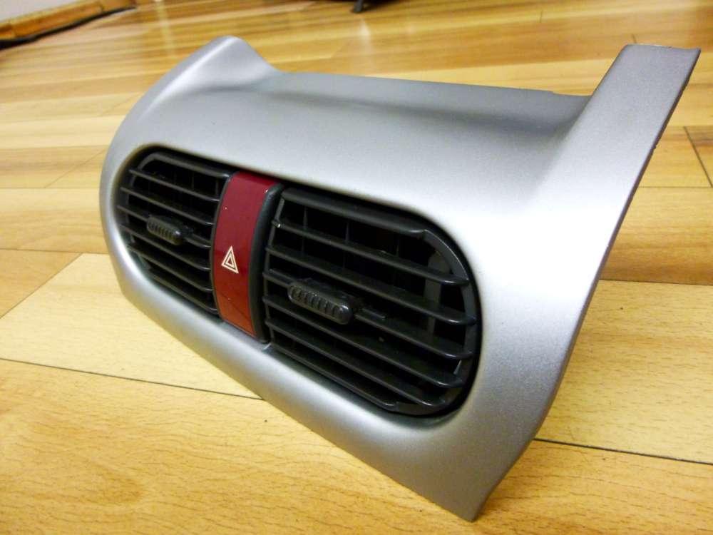 OPEL Corsa C Luftdüsengehäuse mit Warnblinkschalter 13174176 GM