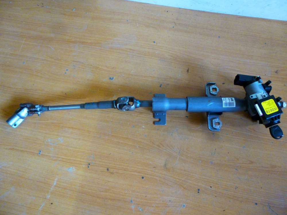 Chevrolet Matiz Lenksäule Lenkstock Zündschloss Schlüssel 7541440 96437473