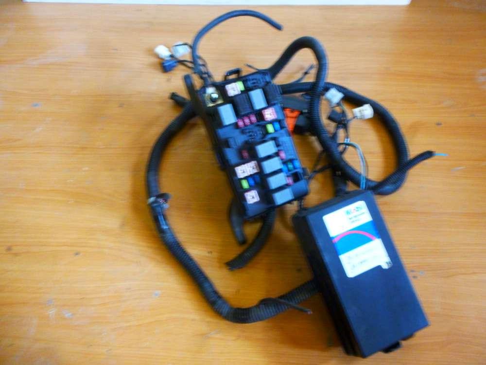 Chevrolet Matiz II Kabelbaum Sicherungskasten Sicherung Kabel 96665030
