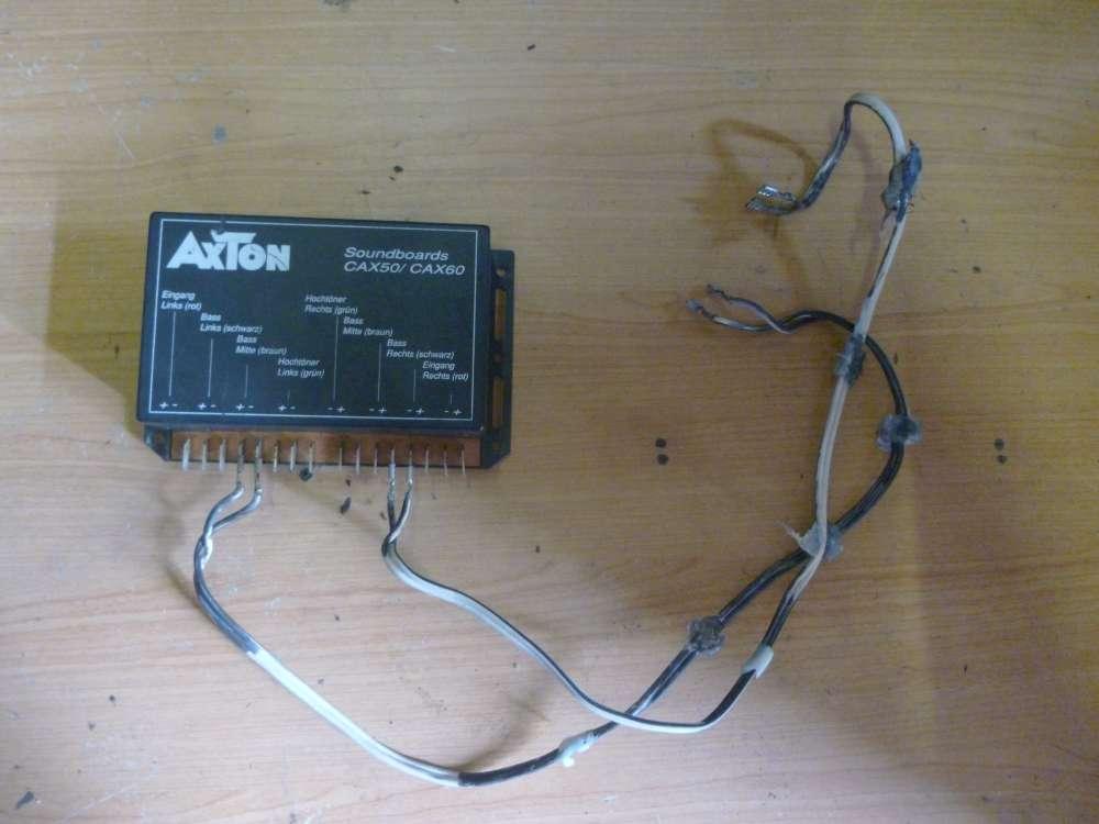 AXTON Soundboards CAX50 / CAX60