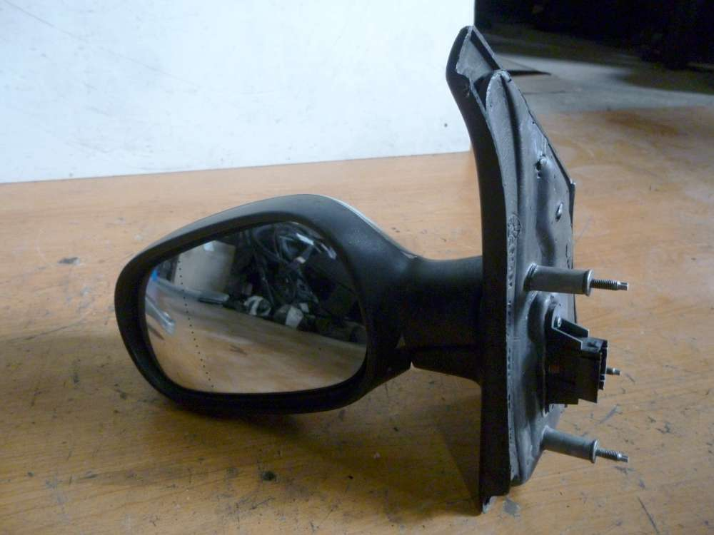 Renault Megane Scenic Außenspiegel links mechanisch 010461