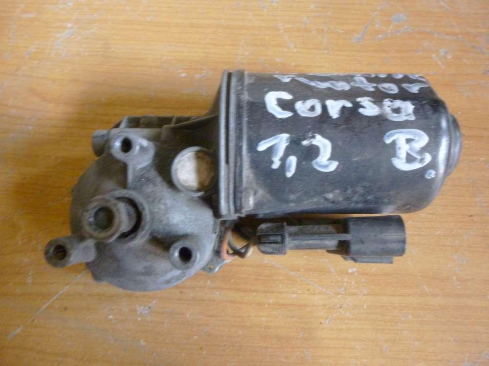Opel Corsa B Wischermotor Vorne  22107719