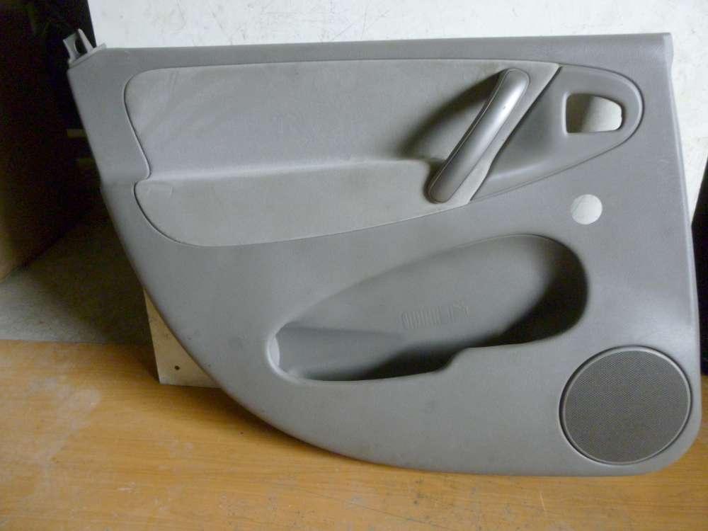 Citroen Xsara Picasso Bj:2001 Türverkleidung Hinten Rechts 9634429577