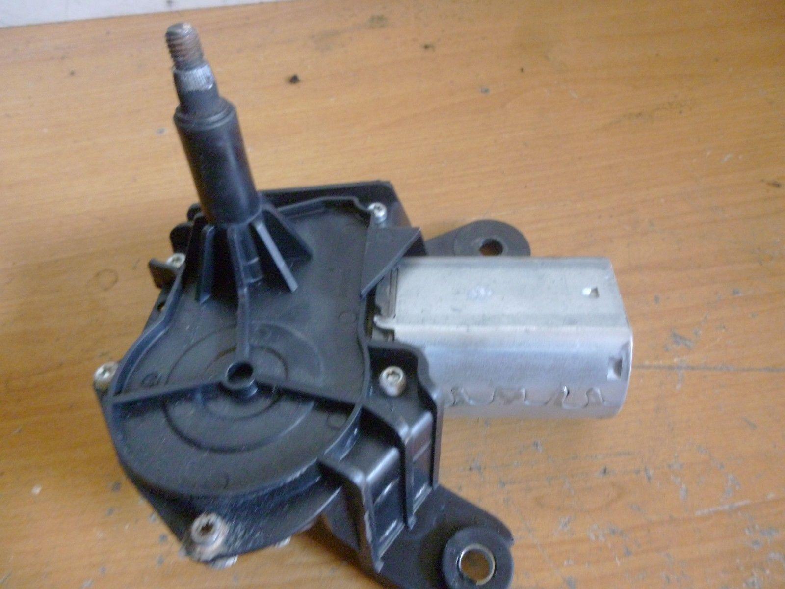 Opel Agila Bj.2004 Heckwischermotor Wischermotor Hinten 09204193