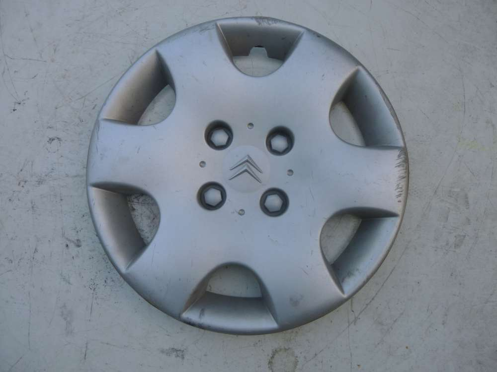 original Radkappe Citroen Saxo  Zoll 9635616880