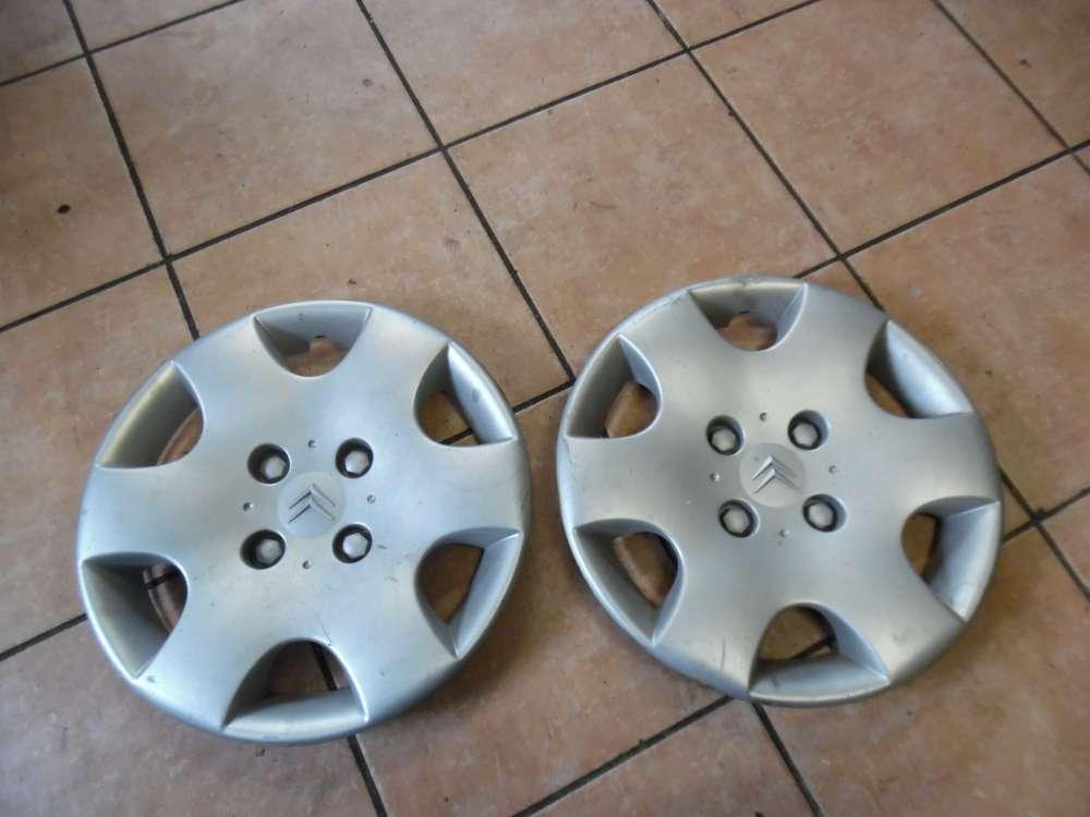 Citroen Saxo Radkappe 14-Zoll 9635616880 / 9641233680