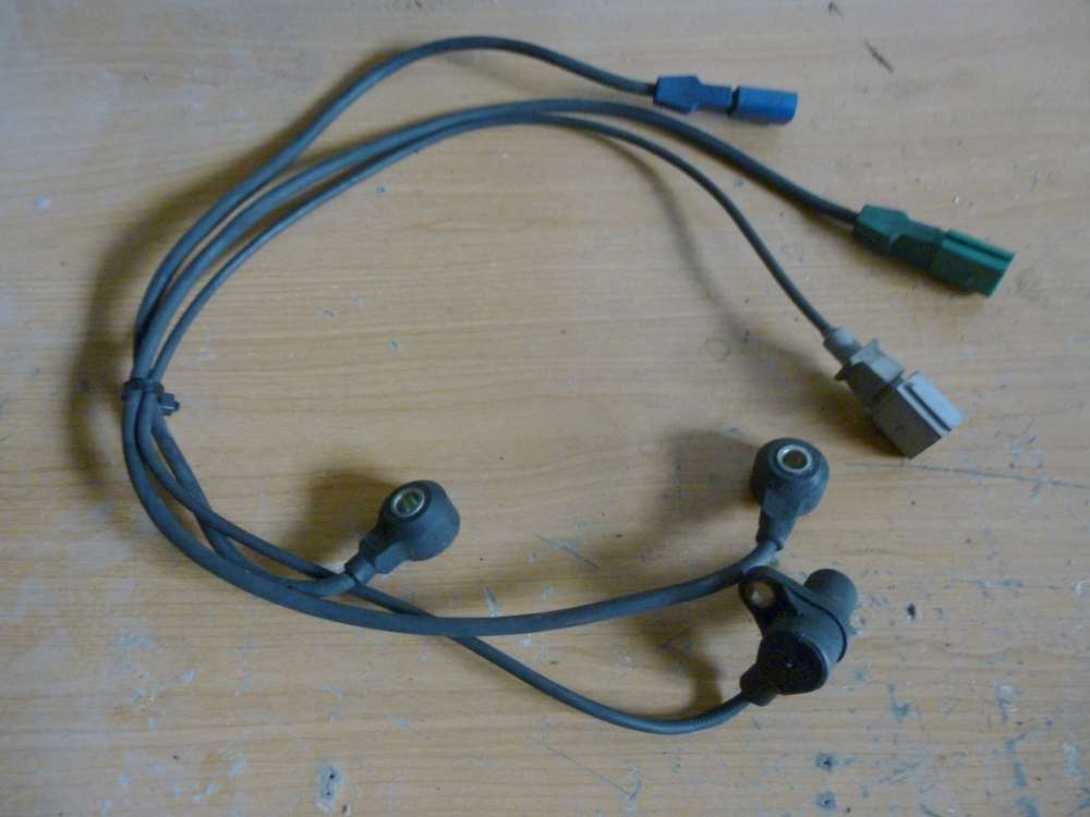 VW Passat 3B Impulsgeber Kurbelwelle Sensor BOSCH 0281002223