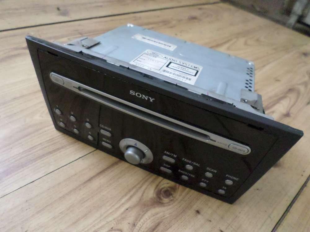 Ford Mondeo Radio CD VP7S7F / 18C821-DA Ohne Code