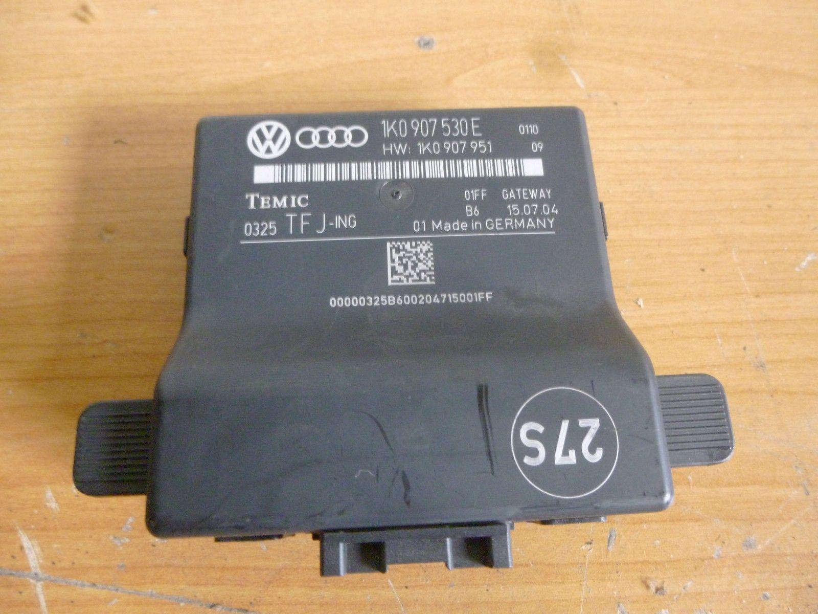 VW Touran Gateway Steuergerät 1K0907530E