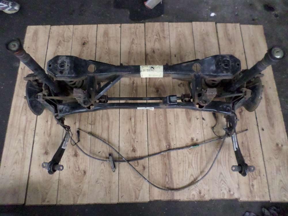 Original Achse hinten Hinterachse Ford Focus Bj. 2001