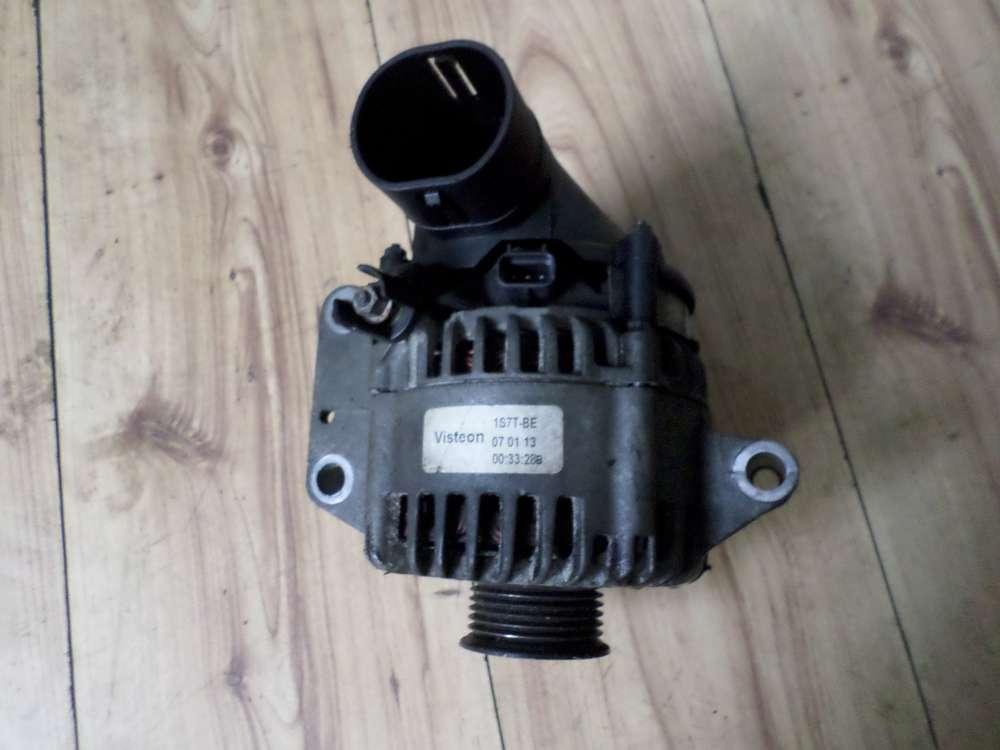 FORD Mondeo III Kombi Bj 2007 Original  Lichtmaschine Generator 1S7T-BE Visteon