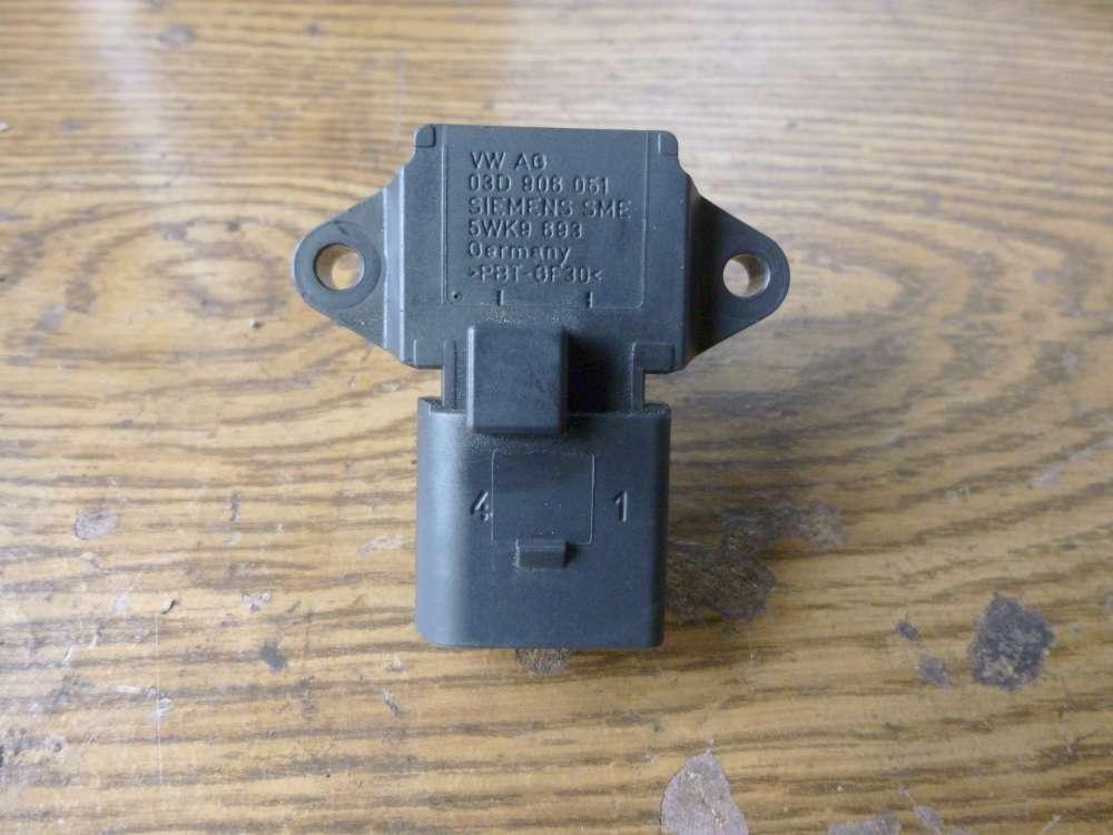VW Polo Skoda Fabia Fox Original Sensor Drucksensor 03D906051