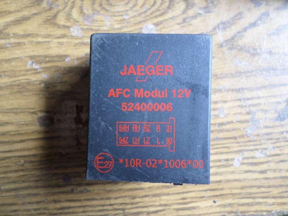 original JAEGER Anhängersteuermodul 52400006