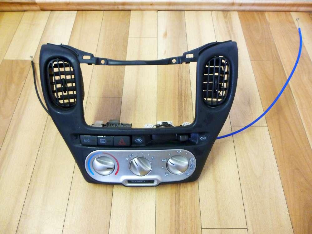 Toyota Yaris Verso Bj.2001 Mittelkonsole Verkleidung Blende Schalter Bedienteil
