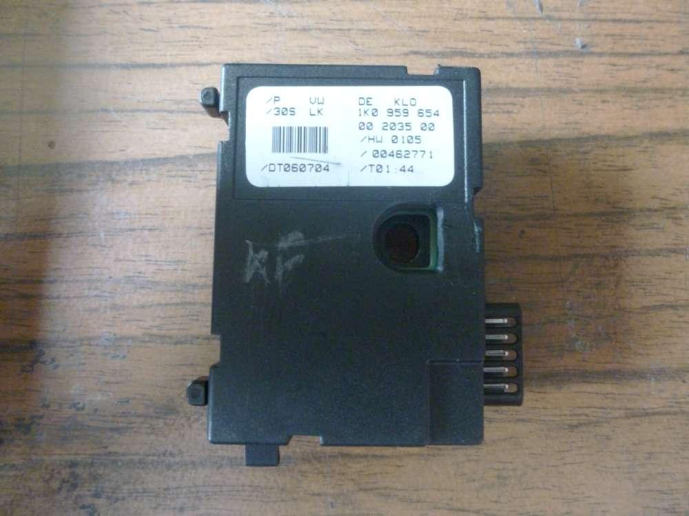 VW Touran 1T Steuergerät Sensor Lenkwinkelsensor 1K0959654