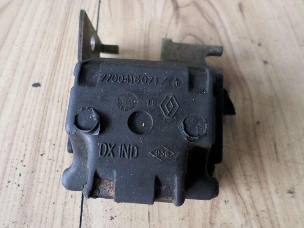 Renault Megane Scenic Bj 1999 Getreibehalter Getreibegehäuse Halter Getriebe