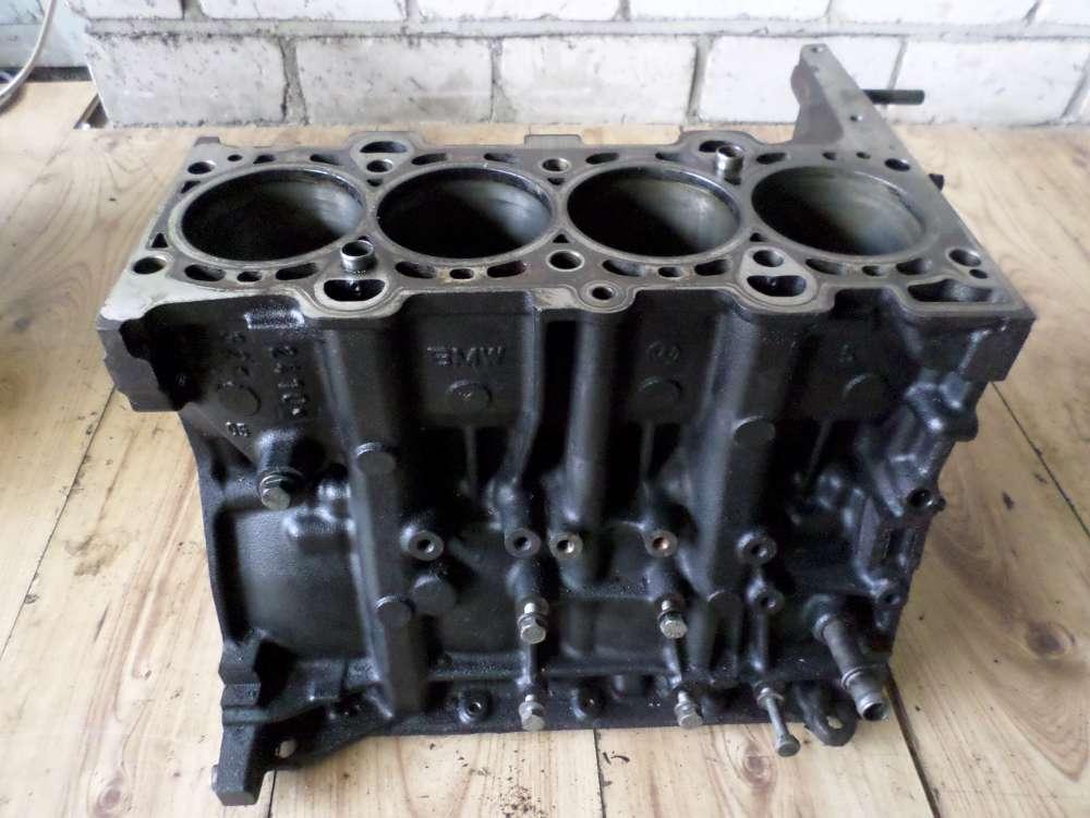 BMW  M47N 204D4 Motor Komplett Motorblock Zylinder-Kurbelgehäuse diesel