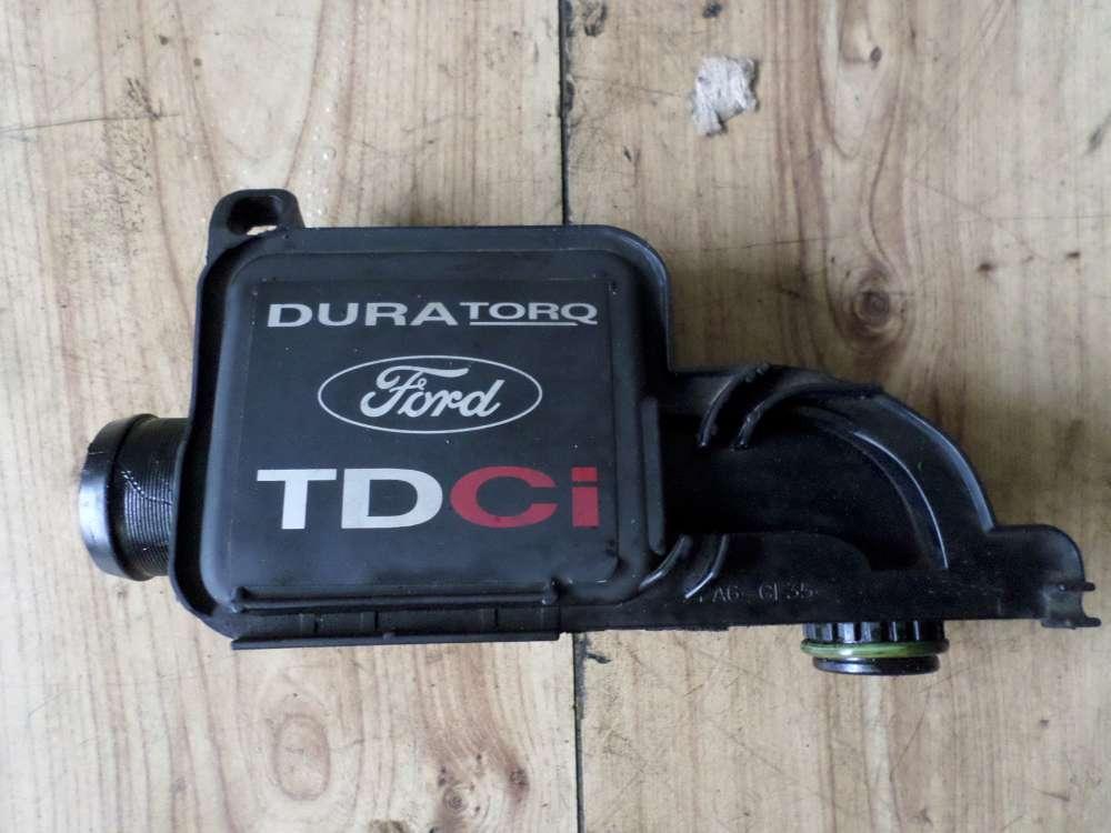 Original Ford Fusion Bj.2004 Ansaugrohr Luftrohr Sensor  9650712480E4