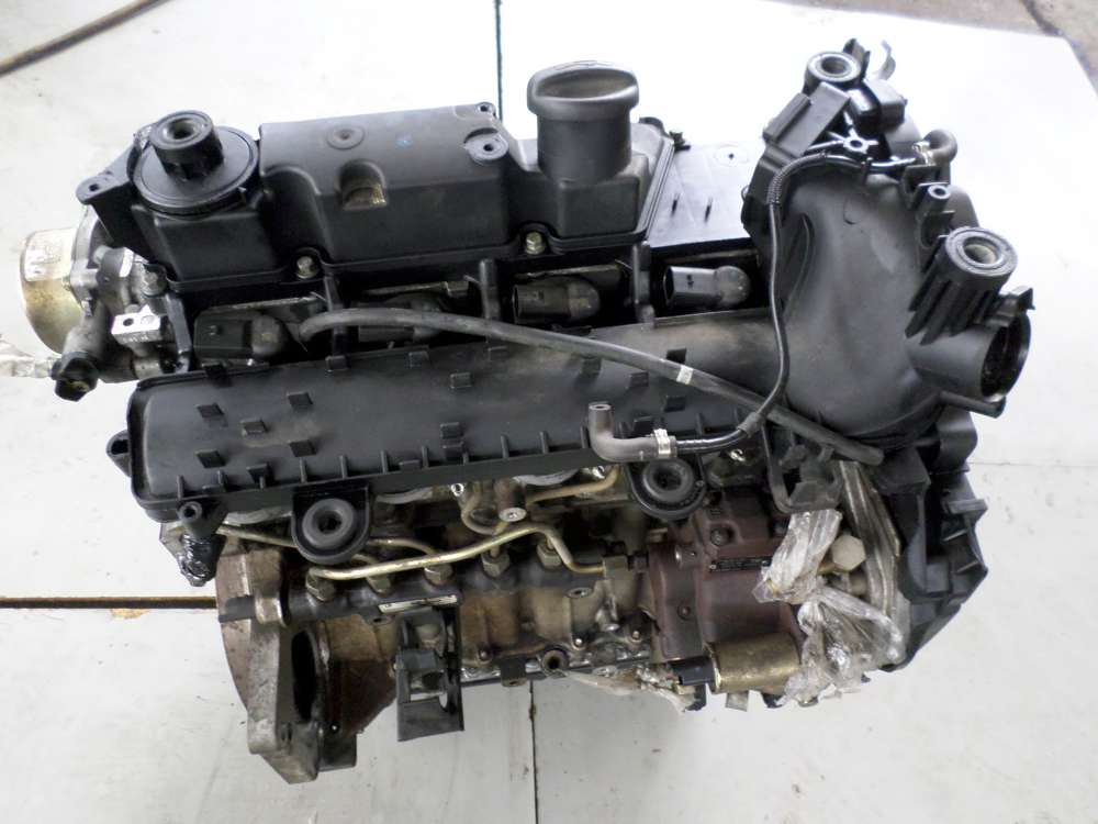 Motor F6JB ohne Anbauteile (Diesel) 87.000 KM 50kW 68PS FORD FUSION 1,4 TDCi Bj.2004 - C02612172- 3S806007BE