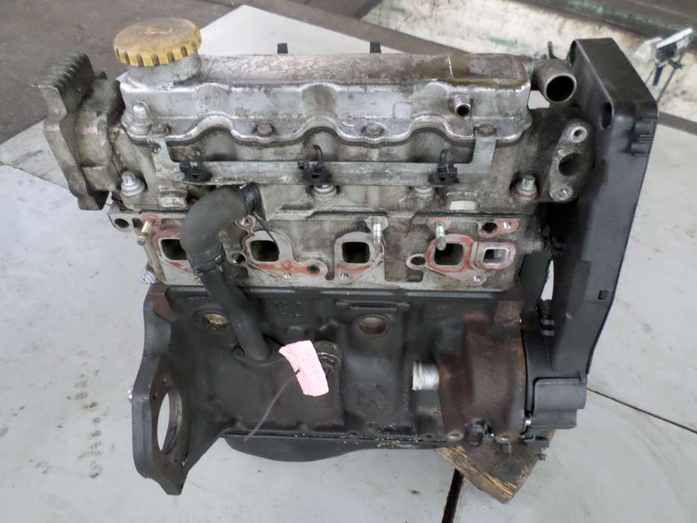 Opel Corsa B, Motor X12SZ  196588, 1.2 Benzin, 129000KM