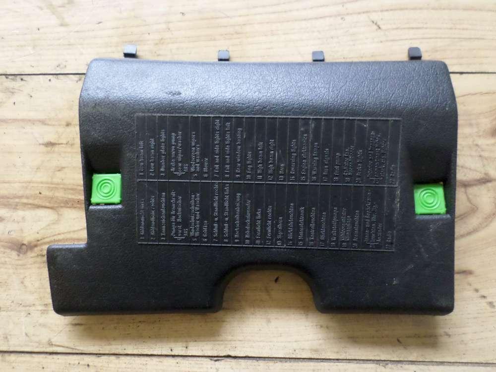 Original VW Golf Abdeckung Sicherungskasten 1H1 857 917