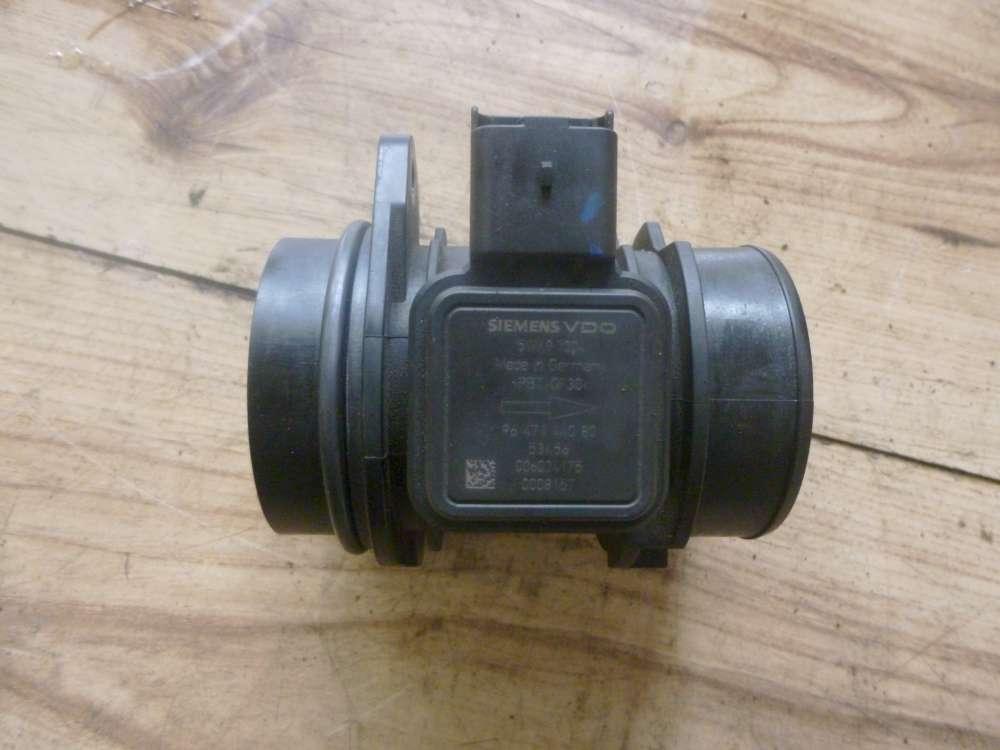 Ford Fusion Bj.2006 Luftmassenmesser 9647144080  53456  006024175  0008157