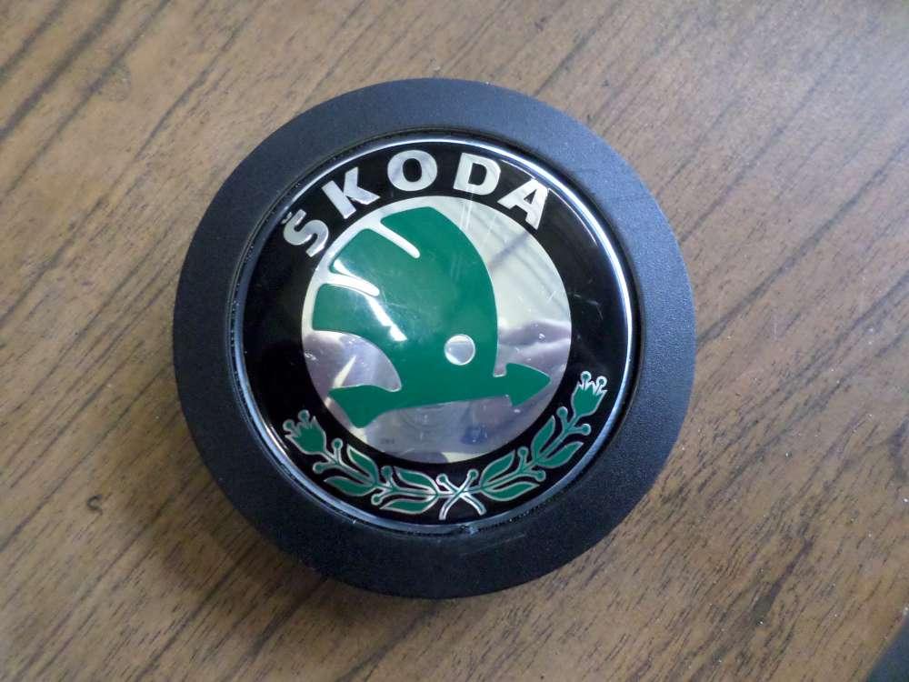 Skoda Fabia 6Y Original Emblem Luftfilterkasten Motorraum