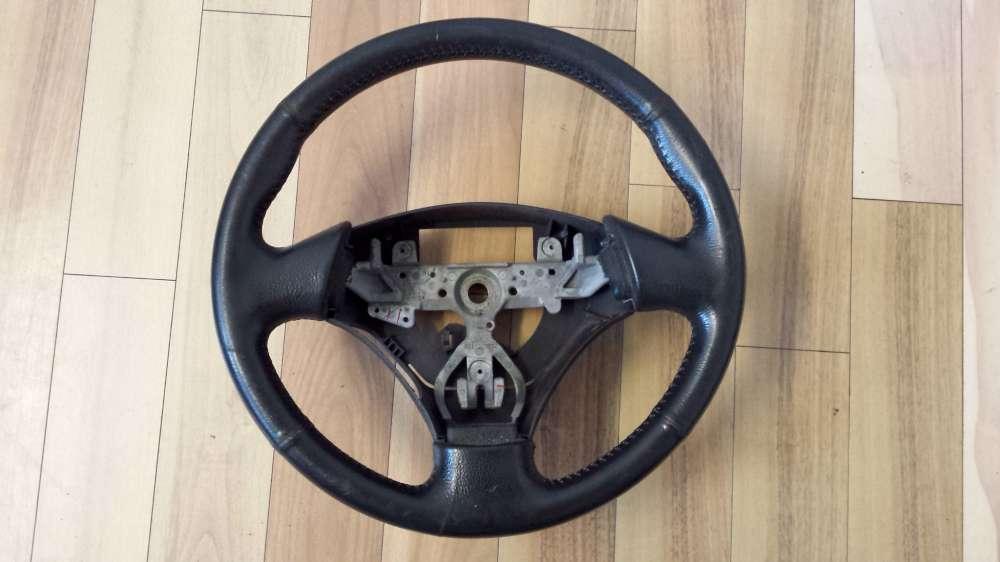 Toyota Yaris Verso Bj.1999-2005 Lederlenkrad Lenkrad Leder  0211220837