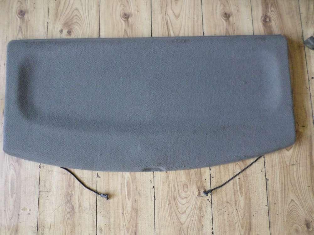 Opel Corsa B Hutablage Kofferraumabdeckung Kofferraumdeckel grau