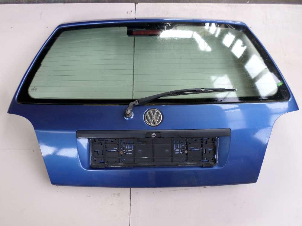 VW Golf 3 ab 92 bis 97 Heckklappe 3Türen Blau Farbcode:LRSU