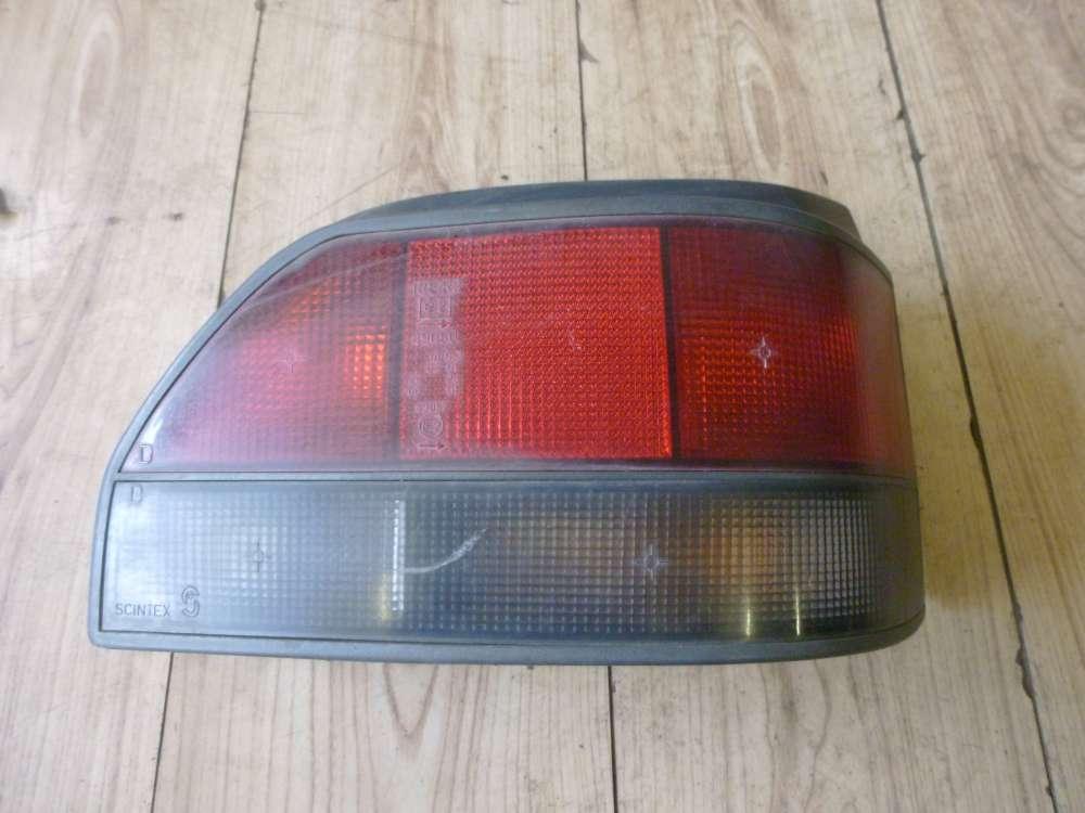 Renault Clio Rückleuchte Rücklicht Rechts 7700796118  89050  89057