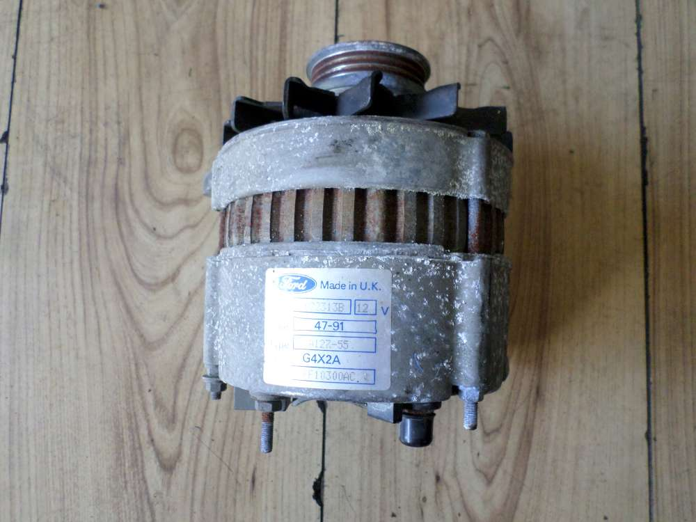 FORD ESCORT Original Lichtmaschine 54022313 / 89FF10300AC
