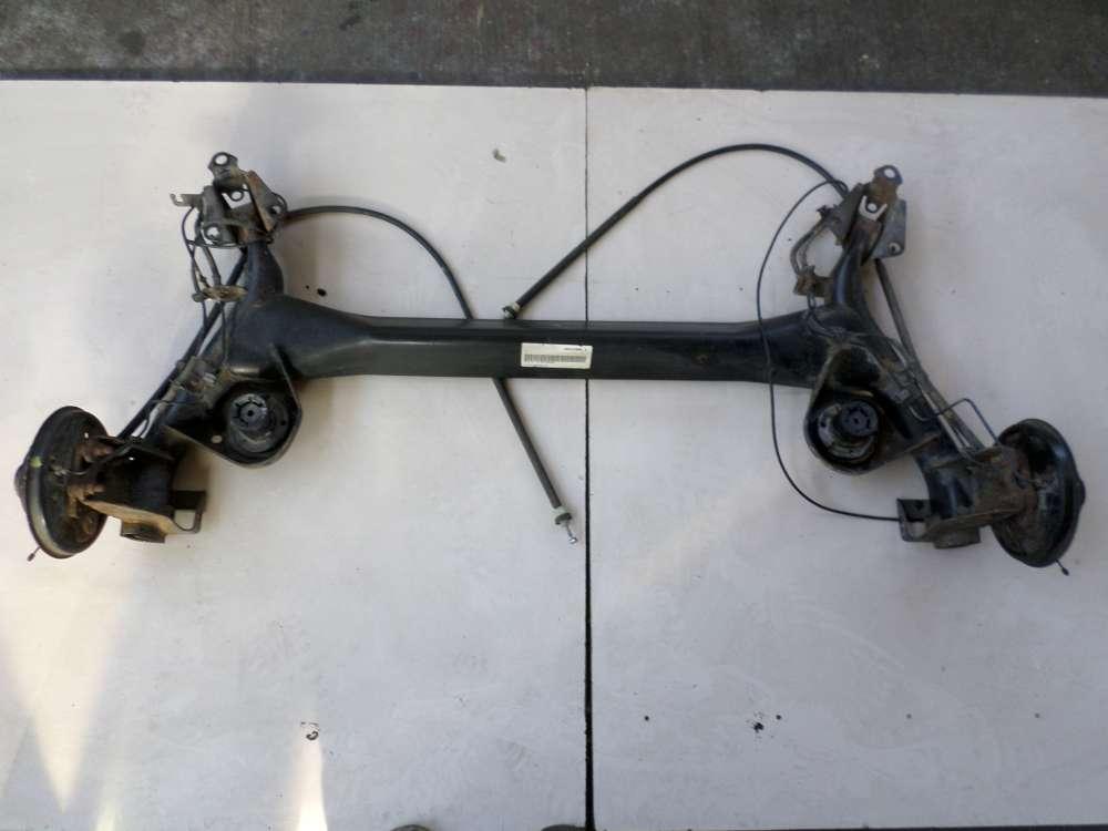 Fiat Punto 188 2001 Hinterachse Achse hinten