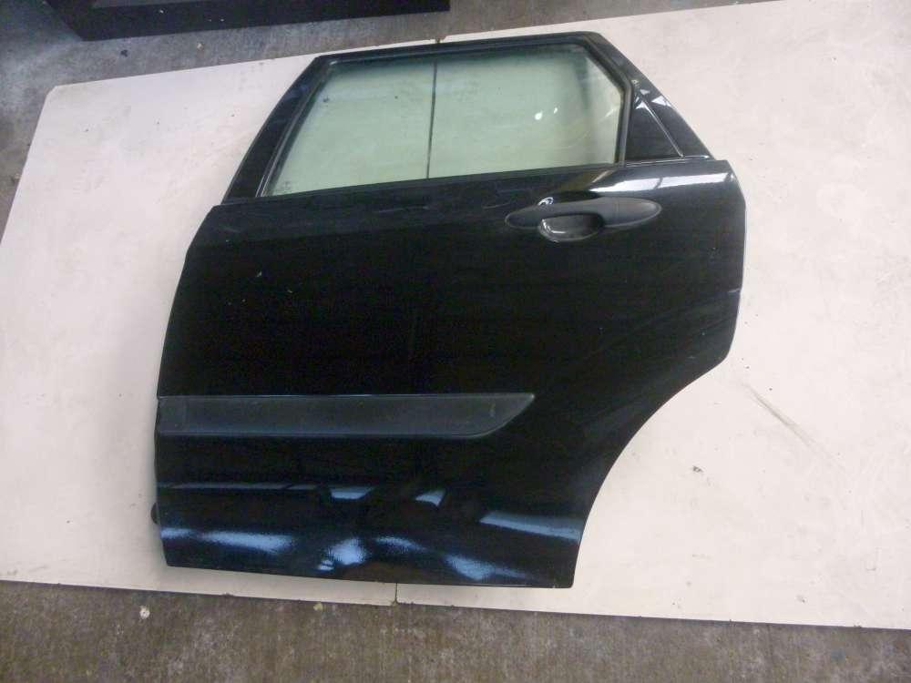 Ford Focus Kombi Bj 2002 Tür Links Hinten Farbe: Schwarz