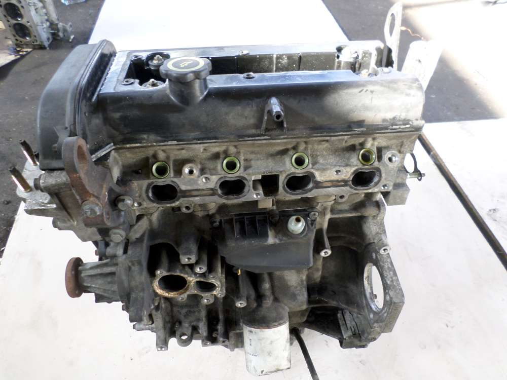 FORD FIESTA Bj.1997  1,25 16V 55kW 75PS MOTOR DHA  (121000KM)