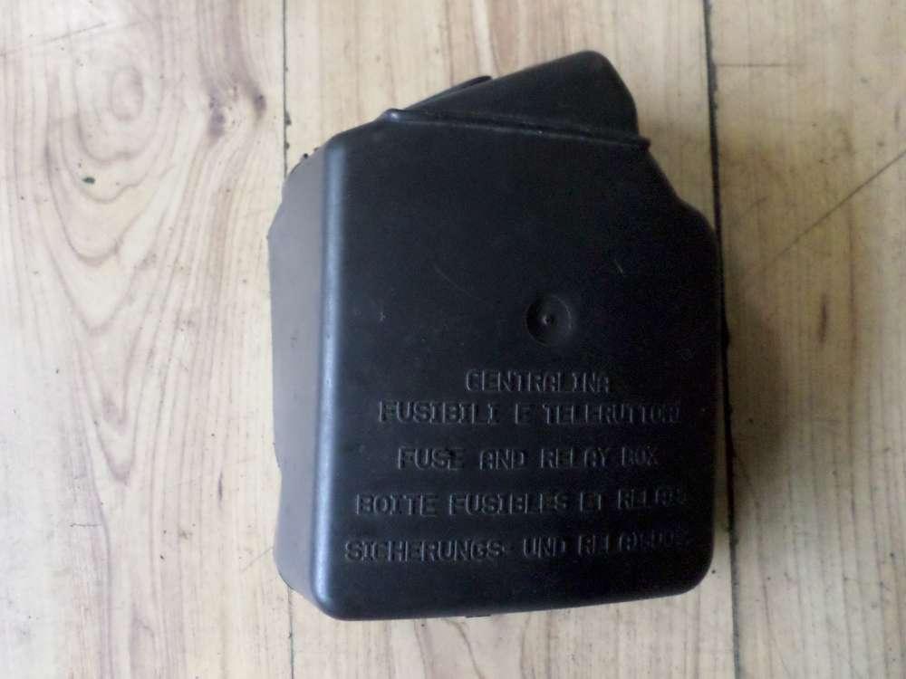 Original Fiat Punto Bj 2001 2002 Sicherungskasten Abdeckung Verkleidung 406616