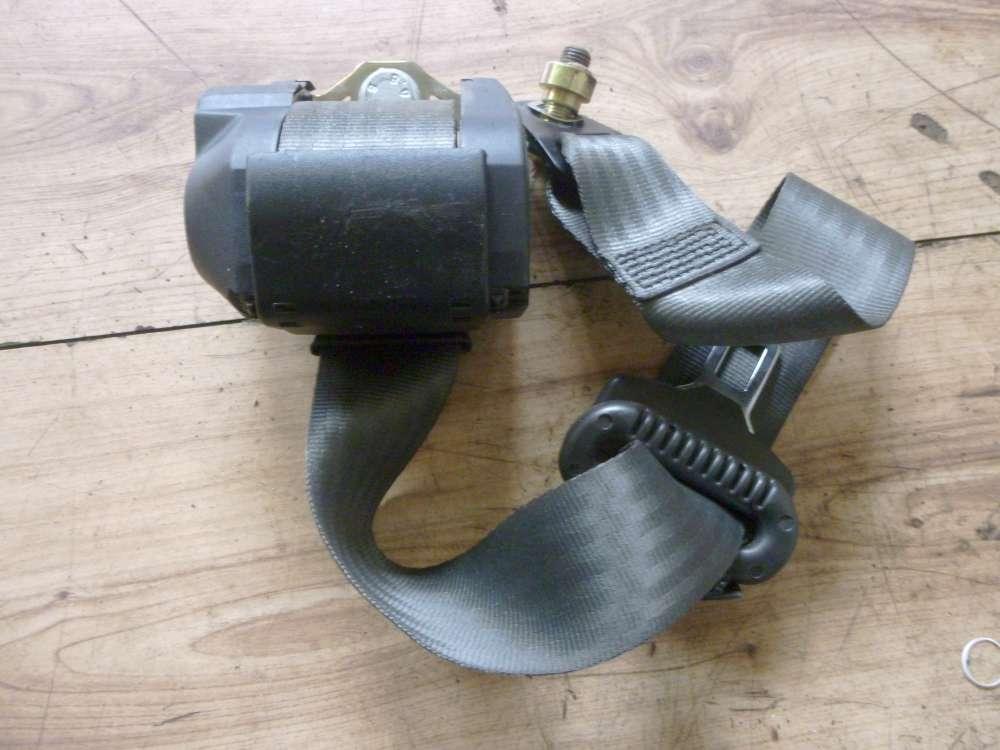 Original Fiat Punto Bj 2001-2002 Touring Sicherheitsgurt Anschnallgurt Gurt Hinten Rechts 00024693  3311038