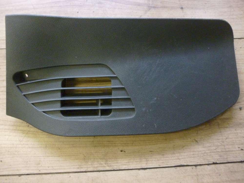 Original Fiat Punto Luftauslässe Fußraum Links