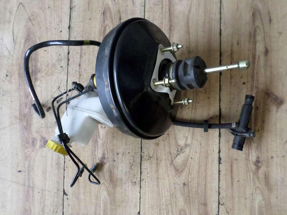 Original Fiat Punto Bj 2001 Bremskraftverstärker Hauptbremszylinder 204021624 46538976
