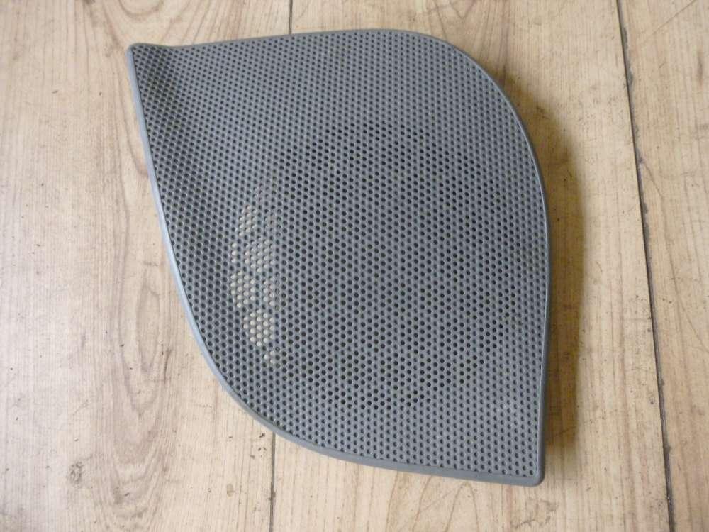 Peugeot 206 Lautsprecherblende Boxengitte Abdeckung Vorne Rechts 9624922877