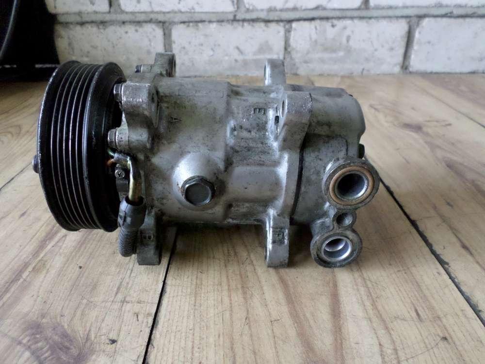Peugeot 206 Original Klimaanlage Kompressor Klimakompressor SD6V12 / R134a