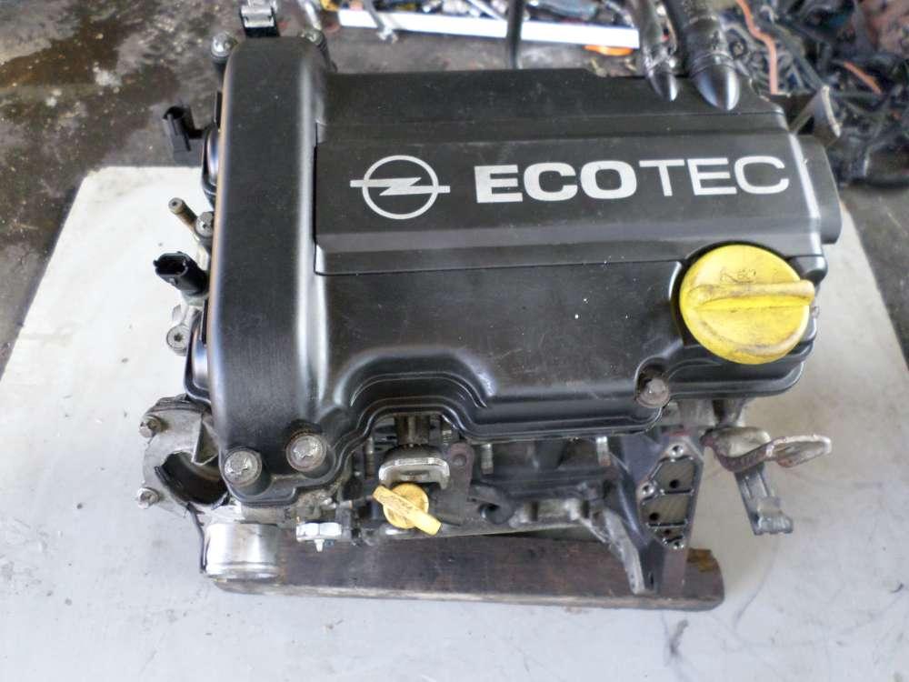 Motor Z10XE Opel Corsa C 1,0L 12V  43KW  98125Km